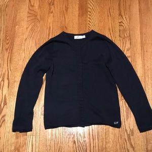 A girls sweater.